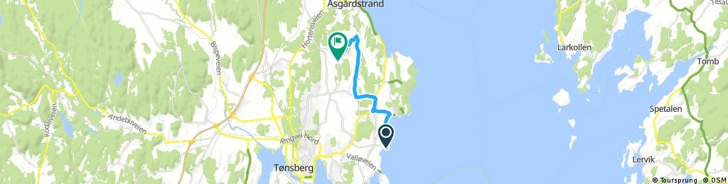 Tønsbergdysten Triatlon 2018