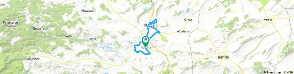 Tobarra-Aljube-Cordovilla-Sierra-Isso