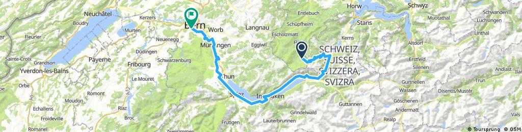 2018.so 2-Tagestour Sörenberg-Bern (Fun)
