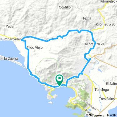 La vuelta olimpica Acapulco
