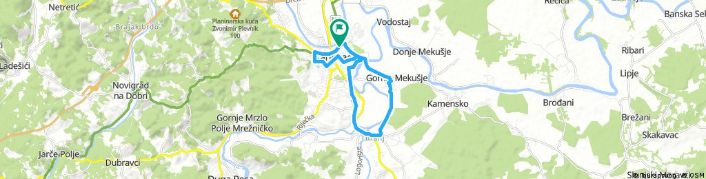 Tour of Croatia Karlovac - Small Experience