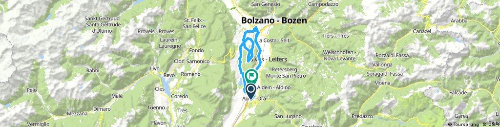 Tour Caldaro