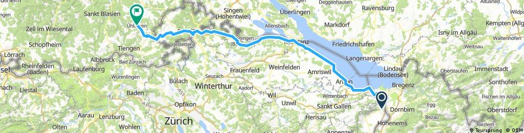 Rheintal-Schwarzwald