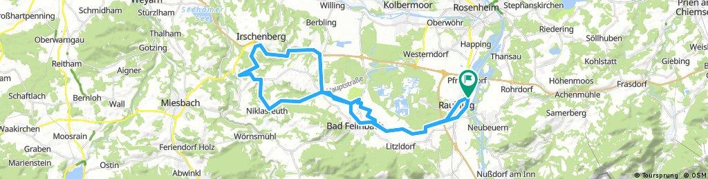 Raubling-Niklasreuth-Wilparting