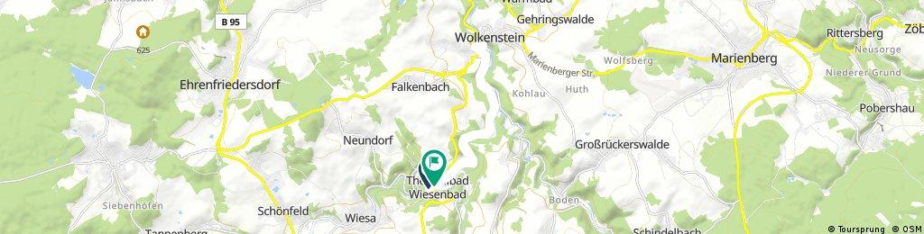 Wiesenbad - Wolkenstein