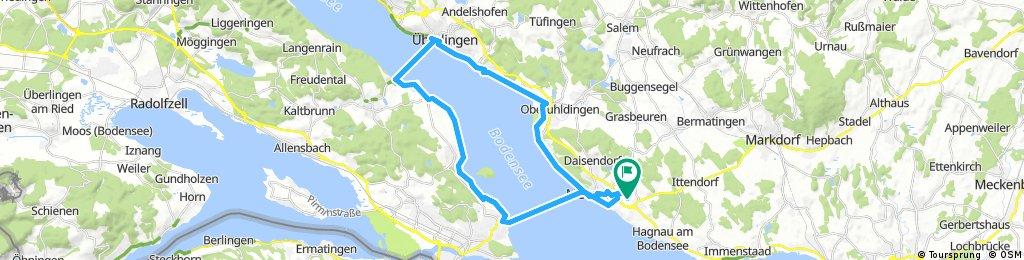 Bodensee-Insel Mainau u. zur.