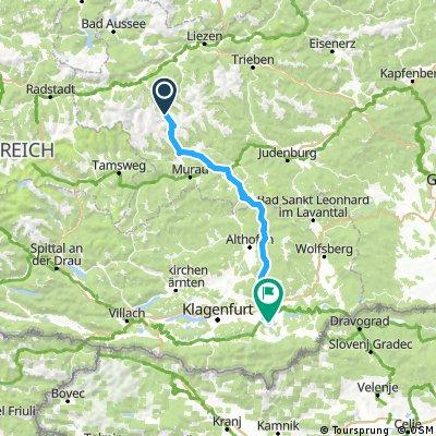 Österreichrundfahrt 3.Etappe