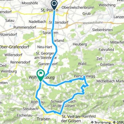 wilhelmsburg - Perschenegg - wiesenfeld