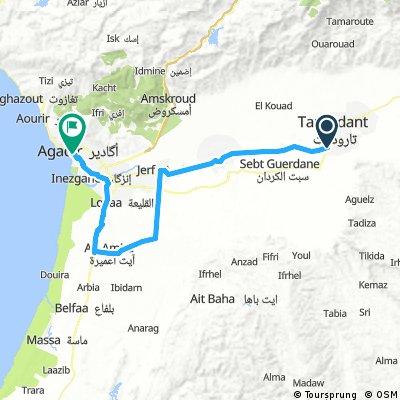 Tour du Maroc Stage 7