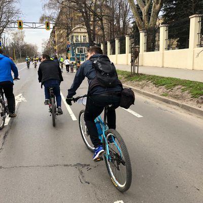 """Пернишкото """"София кара колело"""""""