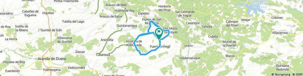 V Trofeo Fuencaliente del Burgo