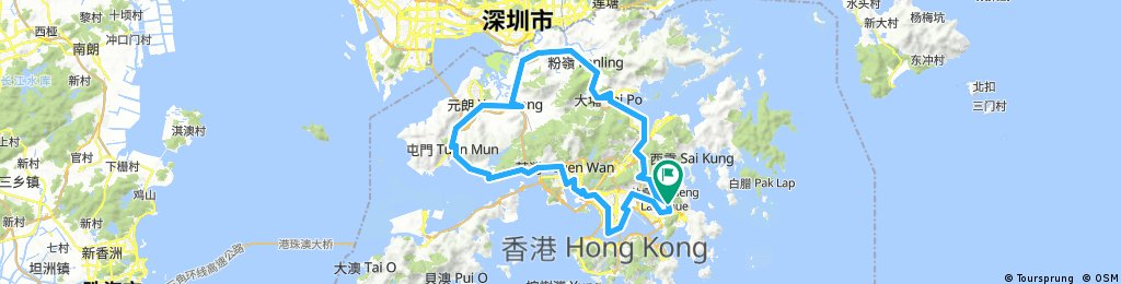 20180331_香港大冷單車遊