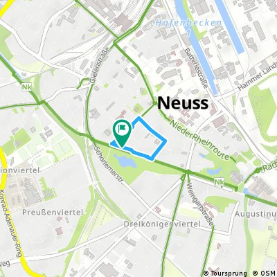 Tour de Neuss 2018