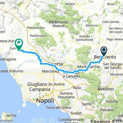 Benevento a Nocelleto