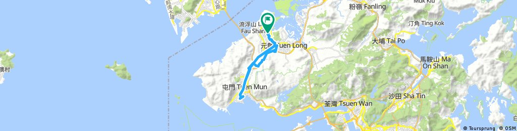 Short cycling from TSW to TM