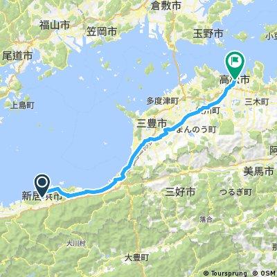 新居浜Niihama-高松Takamatsu P-D9