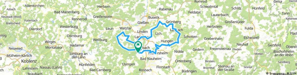 RTF RV Hoch-Weisel Tour 1