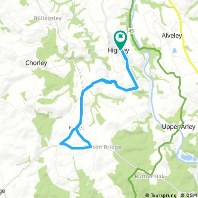 Highley Cycling