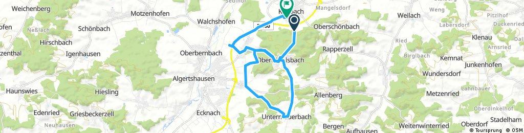 geile Route