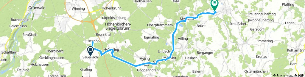 sauerlach - grafing bahnhof