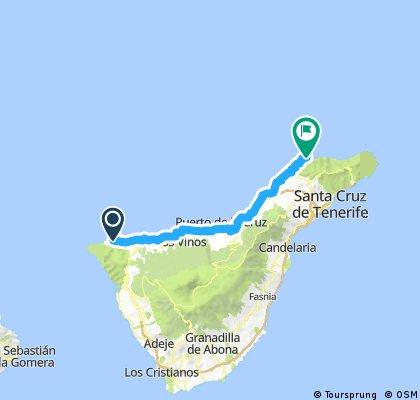 Buenavista - Punta del Hidalgo