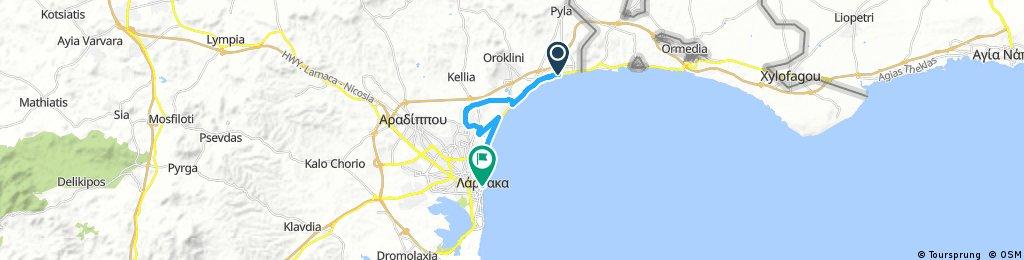 Larnaca - Livadia