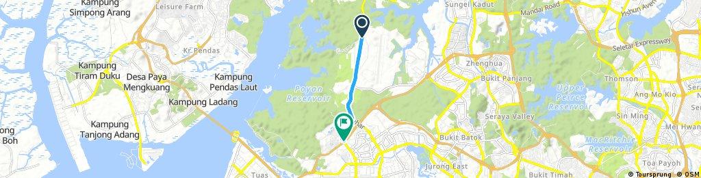 Jurong west/NTU/LCK