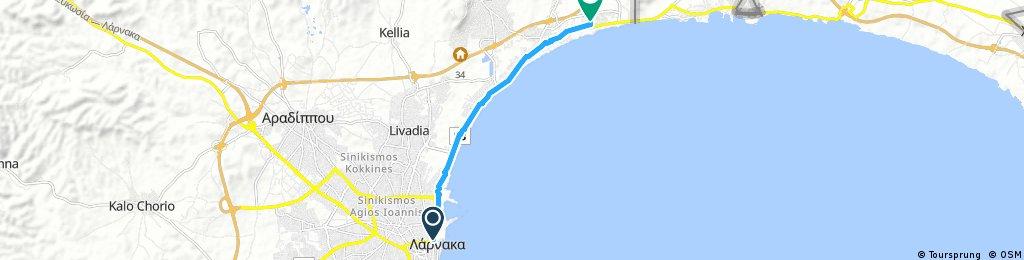 Larnaca - Lordos