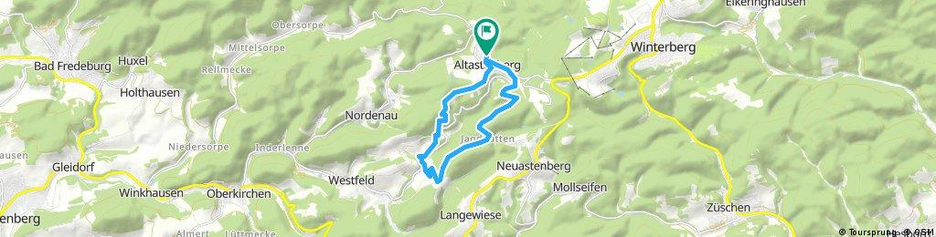 As3 Hoher-Knochen-Weg