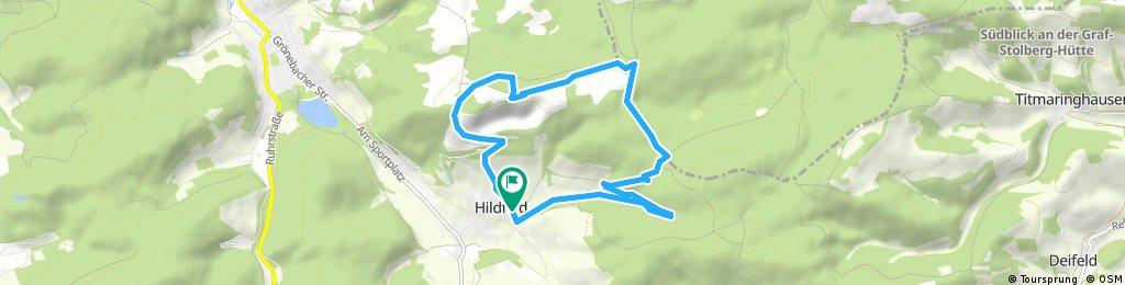 Extratour Hildfeld