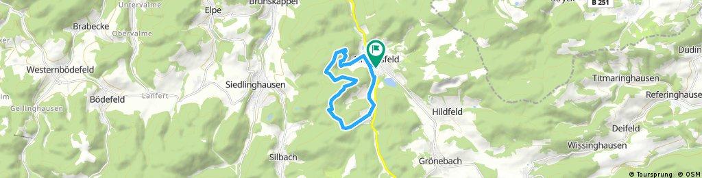 N3 Hoher Hagen Rundwanderweg