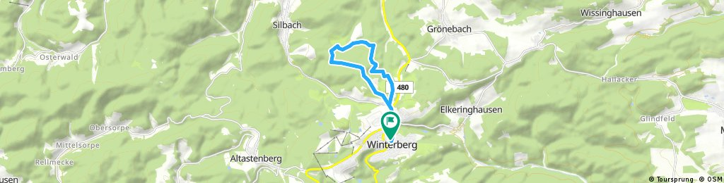 W4 Kuhlenbergweg