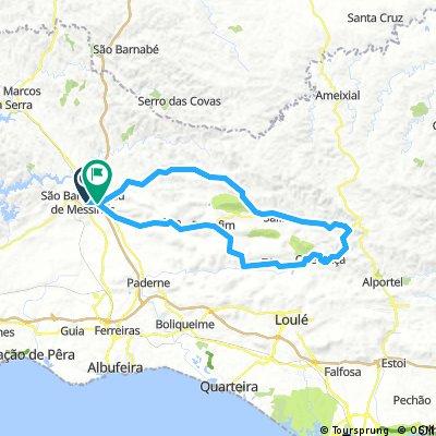 Messines Road Tour (Eira da Cevada)