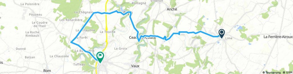 CLM Champagné  Couhé