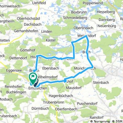 Falkendorf - Weisendorf
