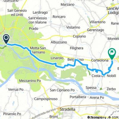 (#01) 14 da Pavia a Santa Cristina