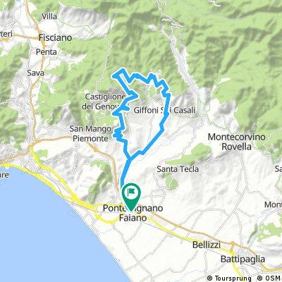 Giro Prova Pontecagnano