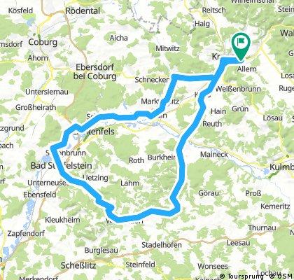 Kleinziegenfelder Tal-Staffelstein