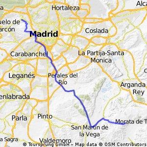 10A Around Madrid
