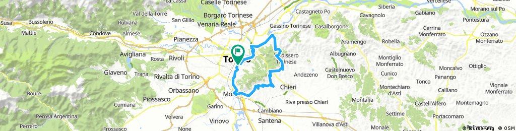 Vallere+Strada San Felice+Valle Ceppi
