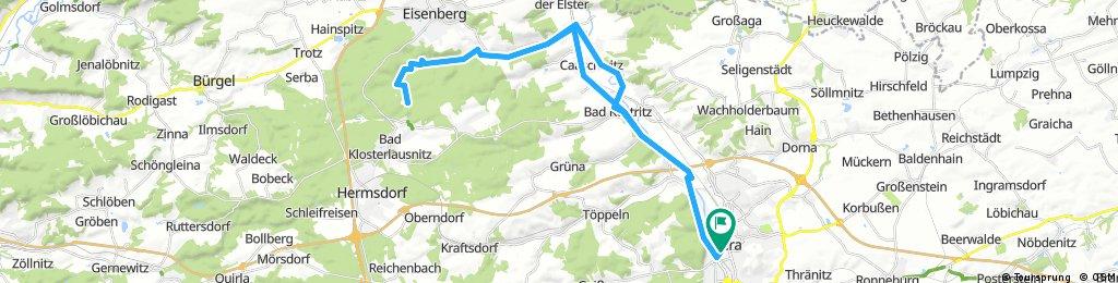 BHW Fahrradtag 50km