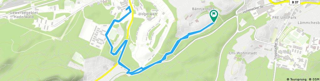 KHS school route