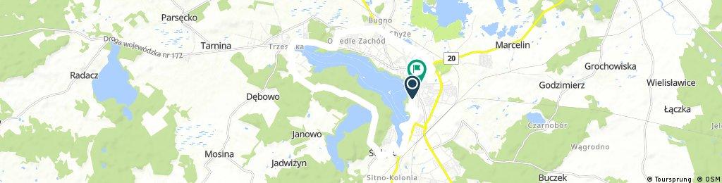 Janowo - Narutowicza