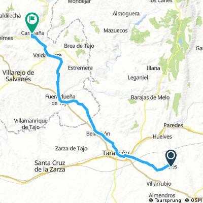 Ucles_Carabaña 56km