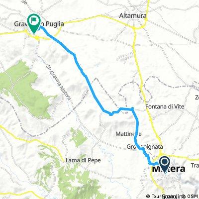 D4 Matera a Gravina in Puglia