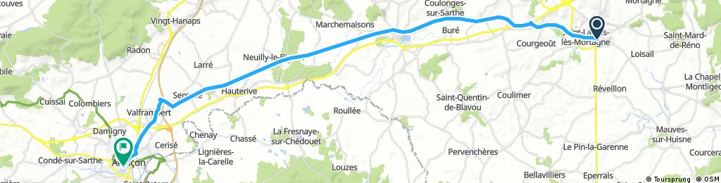 T7 - MortagneAuPerche-Alencon