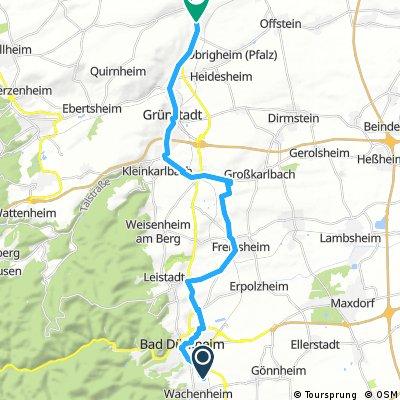 9 Grünstadt Etappe
