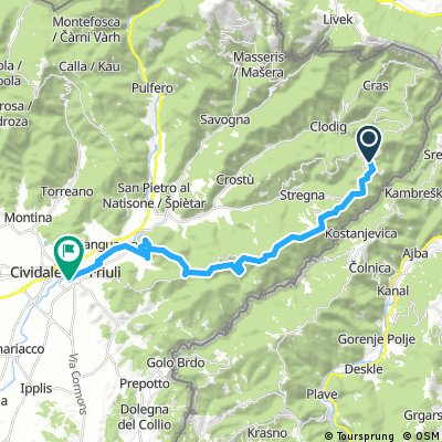 tappa 2 alpe adria trail