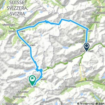 Alpen Brevet - Gold Part 1