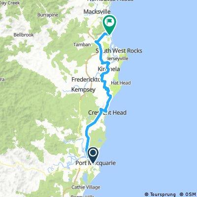 4.Port Mac-Stuarts Point